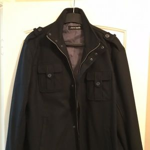 Pierre Cardon Wool Jacket XL